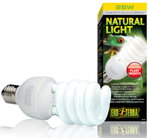 Exo Terra Natural Light CFLs