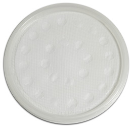 Vented Fabric Lid