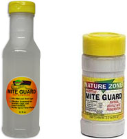 Nature Zone Mite Guard Powder & Spray