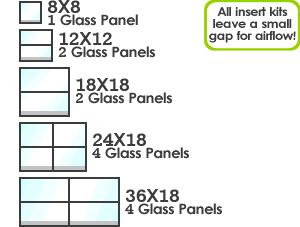 Neherp Glass Enclosures
