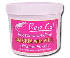 Rep-Cal Calcium With D3 Ultrafine