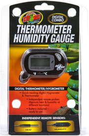 Zoo Med Probe Thermohygrometer