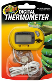 Zoo Med Digital Probe Thermometer