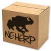 NEHERP Shipping Box