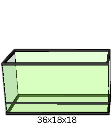 Build 36x18x18 Vivarium